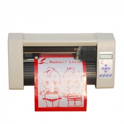New A4 Cutting plotter with high quality for cutting letters and graphics