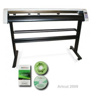 New 44'' sign high precision cutting plotter 1120 with reasonable price and stable performance *Artcut